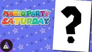 MARIO PARTY SATURDAY - THE MOST AMAZING FINISH TO A GAME EVER