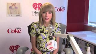 Taylor Swift Breaks Down