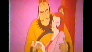Bruce lee Animation Part 1 Dub Persian