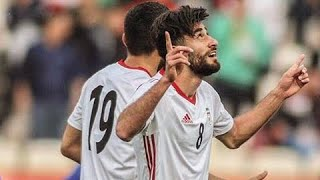 Ali GHOLIZADEH (Iran) vs./ Sierra Leone | 2018 Friendly Game