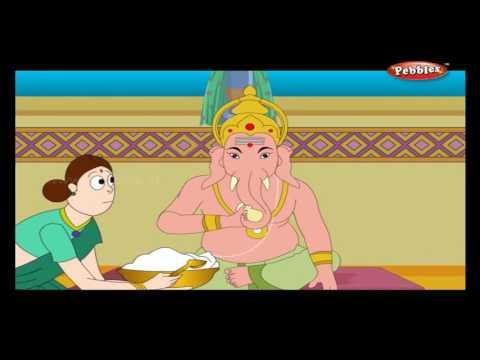 Xxx Mp4 Ganesha Stories In Kannada Episode 5 Animated Devotional Stories Cartoon Stories For Kids 3gp Sex