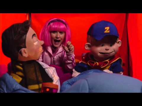 LazyTown Spooky Song Turkish