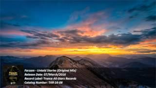 Farzam - Untold Stories (Original Mix) [Trance All Stars Records] [HD]