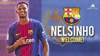Nélson Semedo - Skills & Tackles 2016/2017 • Barcelona Official Transfer