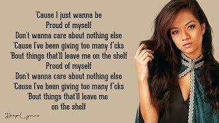 Luiza Nis - Proud (Lyrics) 🎵