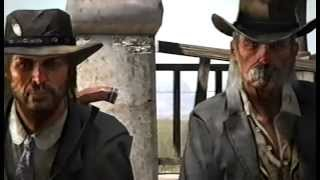 Red Dead Redemption -Full Movie- MasterCut