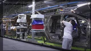 جولة داخل مصانع رينو و طريقة صناعة رينو داستر ولوجان