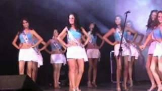 opening final miss teen peru 2008