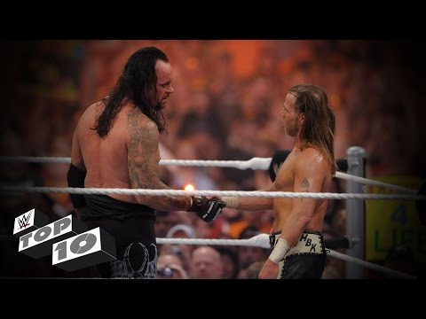 Career Threatening Match Moments WWE Top 10
