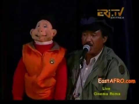 Ghirmay San Diego Comedy 2012 Festival Eritrea Expo Concert