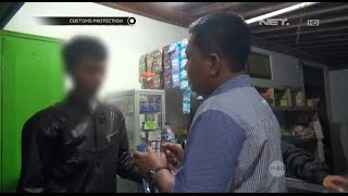 Penelusuran Pengedar Rokok Ilegal di Wilayah Madiun - Customs Protection