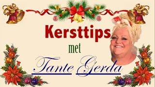 Kersttips met Tante Gerda! DOOK #21