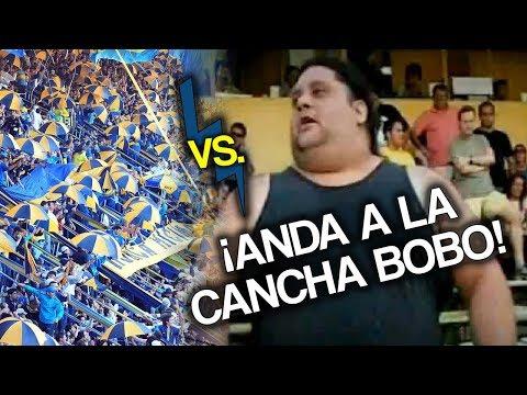 La 12 vs. el Gordo de Central
