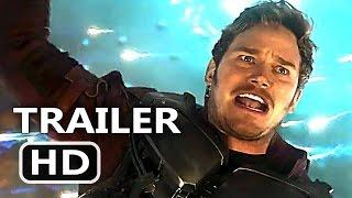 GUARDIANS OF THE GALAXY 2 International Trailer (2017) Chris Pratt Action Blockbuster Movie HD