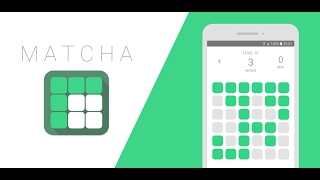 MATCHA - an addictive and challenging puzzle game