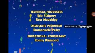 Rolie Polie Olie The Baby Bot Chase End Credits(2003) Series Finale