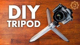 Simple DIY Tripod