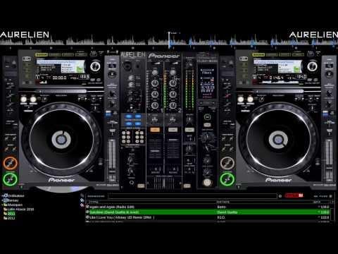 Mix 2012 sur Virtual DJ N°14 HD