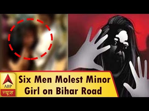 Xxx Mp4 Bihar Video Of Minor Girl Being Molested By 6 Men Goes Viral ABP News 3gp Sex