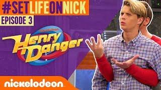 Jace Norman & Henry Danger Cast Share a Week on Set! | BTS Ep. 3 🎥 | #SetLifeOnNick