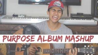 Justin Bieber PURPOSE ALBUM MASHUP | Alex Aiono Cover