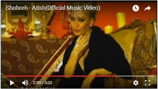 Shohreh - Atish(Official Music Video)