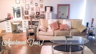 Apartment Tour!! | jasmeannnn