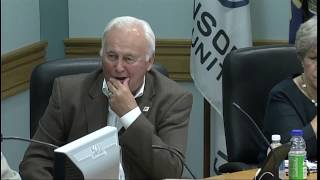 JCCC Board of Trustees Meeting for May 11, 2017