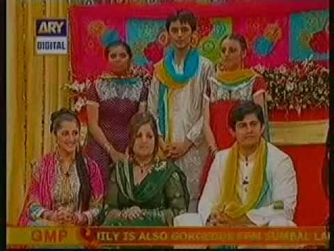 Good Morning Pakistan Wedding Week Special 2 First Day Dholki p1.mp4