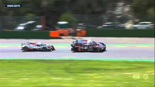 2016 WEC 6 Hours of Spa-Francorchamps - HIGHLIGHTS Hour 3
