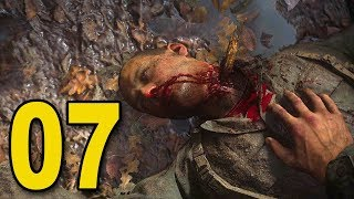 Call of Duty WWII - Part 7 - DEATH FACTORY