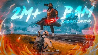 DYNAMO GAMING 2 MILLION SPECIAL | PUBG MOBILE STREAM HIGHLIGHTS | EPISODE 3