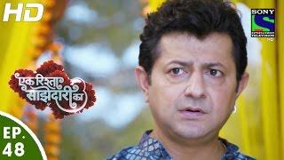 Ek Rishta Saajhedari Ka - एक रिश्ता साझेदारी का - Episode 48 - 12th October, 2016