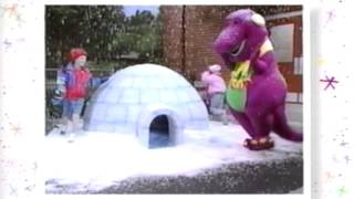 Barney & Friends Home Sweet Homes Ending Credits