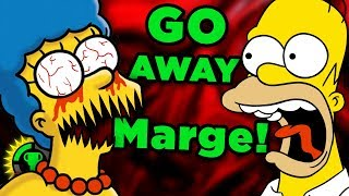Save Me From The Simpsons!! | Eggs For Bart (Scary Game) Ft. Guava Juice
