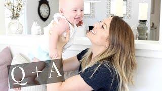 Q + A: Motherhood, More Kids, Twins Sleep | Kendra Atkins