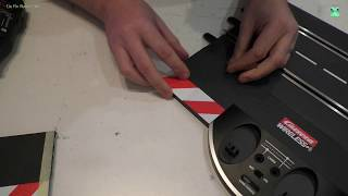Carrera Dualbetrieb bauen - Teil 2 analoge Anschlussschiene umbauen - Carrera Bahn