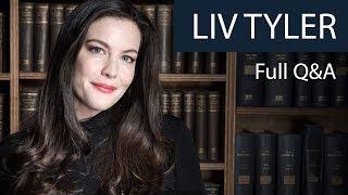 Liv Tyler | Full Q&A | Oxford Union