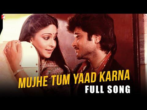 Xxx Mp4 Mujhe Tum Yaad Karna Full Song HD Mashaal Anil Kapoor Rati Agnihotri 3gp Sex