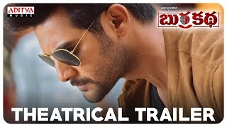 Burra Katha Theatrical Trailer    Aadi, Mishti Chakraborthy, Naira Shah  Diamond Ratnababu