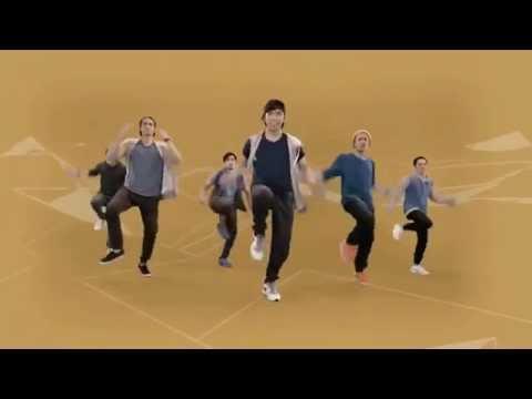 2015 New Nestle Wellness Dance w/ Audio download (.wav)