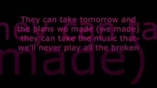 Leona Lewis - Yesterday (lyrics)
