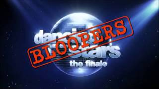 DWTS 24 Finale Bloopers