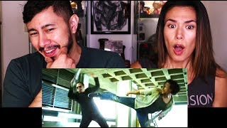 BAAGHI | TIGER SHROFF | Fight Scene Reaction w/ Megan Le!