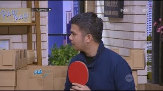 Handika Pratama Mau Melamar Pekerjaan Pakai Ping Pong