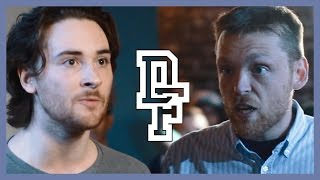 SHUFFLE-T VS CARTER DEEMS   Don't Flop Rap Battle