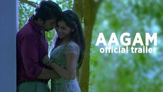 Aagam - Official Trailer   Irfan, Deekshita   Vishal Chandrasekar   Dr.V. Vijay Anand Sriram