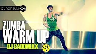Zumba WARM UP - DJ BADDMIXX // by A. SULU