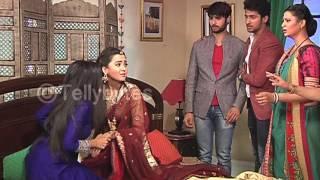 Swara does not recognize Sanskar, calls him murderer in Swaragini