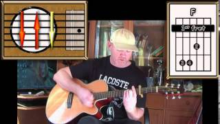 Seasons In The Sun - Terry Jacks - Acoustic Guitar Lesson